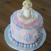 Ballerina Cake These cake/cupcakes were for a little girl who loves all things Ballerina! The cake was more of a centre piece for the cupcakes. All were...