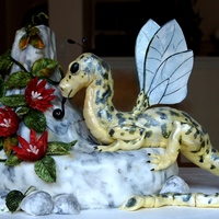 Fairy Dragon This is the mysterious and seldom seen fairy dragon. The favorite companions and mounts of the wee folk. This cke is loosely based on a...