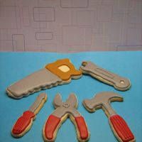 Tools   NFSC with royal icing.