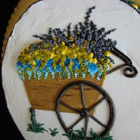Flower Cart Cake When I did this cake in class (it was my third), I knew this was something that I HAD to do! I've enjoyed making my cakes for other...