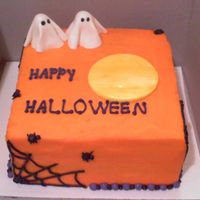 Halloween Cake Small for fun cake