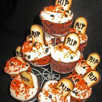 Rip Cuppies   these were fun ;p