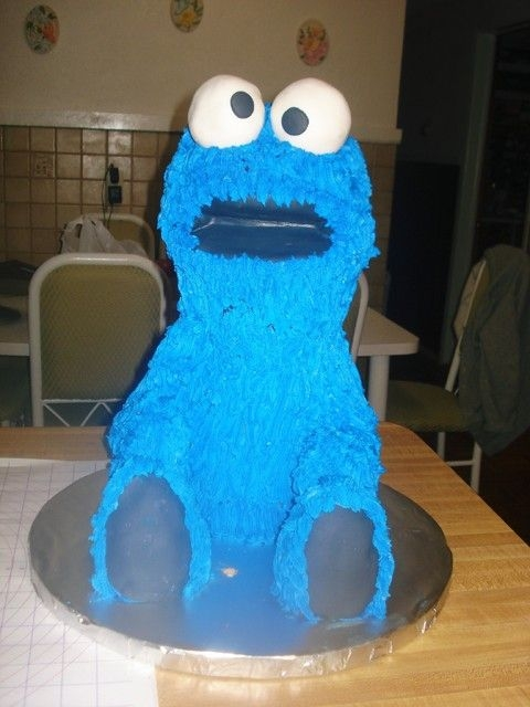 Cookie Monster Front