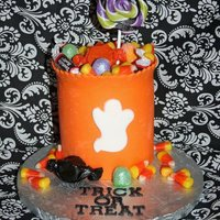 Trick Or Treat, Smell My Cake..