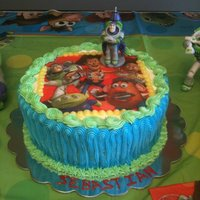 Toy Story My Son Birthday