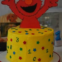 Elmo Cake Thank you to all of the elmo cakes I looked at and got ideas from! It's certainly not an original design as you can look through the...