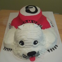 Georgia Bulldogs Cake Georgia bulldogs cake thanks Andi your the best!