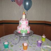 Madison's Baby Shower First I want to thank Karmicflower who's cake I copied. If it wern't for CC I wouldn't be able to make anything as I don&#...