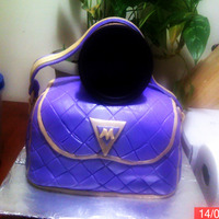 Melissa Purse My First Purse Cake