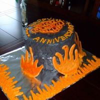 Harley Davidson Tires I can't even begin to describe all the things that went wrong with this cake - so I am actually pretty happy with the results (as I...
