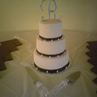 Marci's Wedding Cake