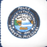 Forsyth Pd Cake This is the 5th cake I've decorated. I tried the painting technique and I like it a lot. A did the patch competely free handed. I&#039...