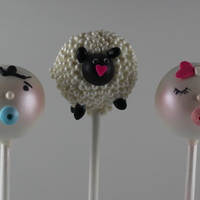 Oh Baby! Cake Pops!