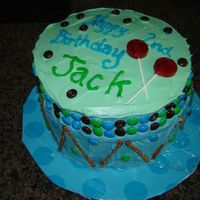 Jacks 2Nd Birthday