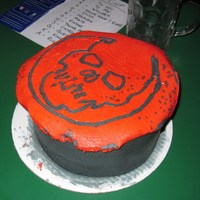 Gears Of War 1st Frozen BC transfer (obviously WAY too huge for the cake LOL).. fav XB360 game - made for a friend's bday