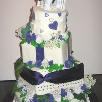 Crazy Wedding Cake This one is for our state fair.