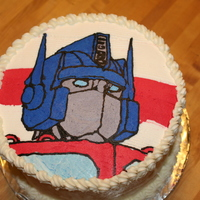 Optimus Prime To The Rescue For a very long time I had no idea what a FBC was. So one day I actually figured it out. This is my very first attempt at a FBC transfer....