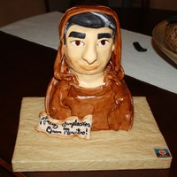 Great Master this cake was made for teacher wich is called great master by his friends