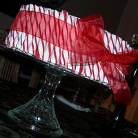 Peppermint Stick Cake This is a rich chocolate stout cake with peppermint buttercream filing and icing. The cake was decorated with soft peppermint sticks and...