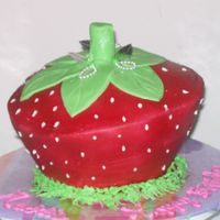 Strawberry Shortcake Kake