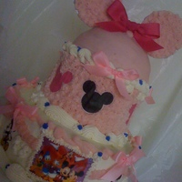 Minnie Mouse Kake