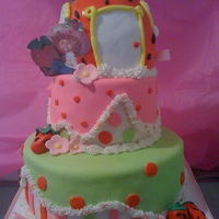 Strawberry Shortcake Design