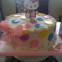 Hello Kitty Kake Design