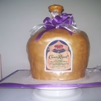 Crown Royal Kake