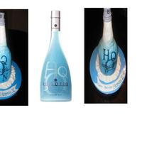 Hpnotiq Bottle Customer requested favorite drink for Birthday. I'm okay with it but not satisfied. I think I rolled my fondant too thin (see the...