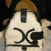 Channel CHANNEL PURSE CAKE