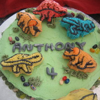 Birthday Dinosaurs