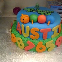 Treehouse Cake Fondant,and icein and abc cute outs and 123