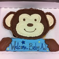 Baby Boy Bear Cupcake Cake 48 Cupcakes, All Buttercream Icing. Straight from my imagination for the celebration of a new arrival :) Was fun to make!! The Baby Boy...