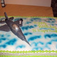 F-16 I tried to make an F-16 out of RCT and cover in fondant this is my first time to form RCT so I know I need more work but all in all I...