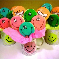 Smile Cookies   butter cookies for teacher's day