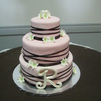My Very First Wedding Cake
