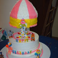 Clowin' Around This was for my granddaughters first birthday. I was a little sad that the big top seemed to be leaning a bit but everyone loved it. All in...