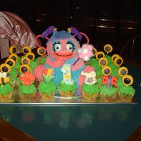 Abby Caddabby This Abby cake was for my daughter's 1st birthday. Abby is her favorite. I had a little difficulty with the mouth but everyone thought...