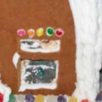 Synope Plantation Gingerbread House
