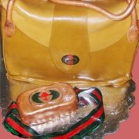 Gucci Bag And Pouch