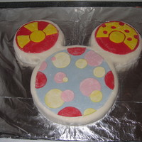 Oh Toodles! This was for my daughter's 2nd birthday. She loved it so much!! It was definitely worth all the work I put into it!