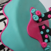 Fun And Funky MMF and buttercream