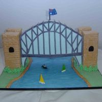 The Harbour Bridge Cake