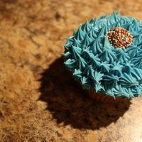 Cupcakes By Melissa A batch of blue, green and pink cupcakes that I made a few months ago.....