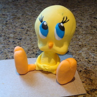 Tweety modelling paste