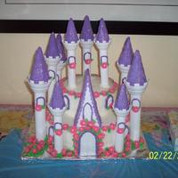 Princes Castle For my daughters bday