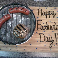 Father's Day My horrible attempt at a grill for my brother on Father's Day. I had been busy working so I did all of it the morning of. I didn'...