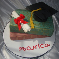 Graduation Cake A while back, I took a demo class with Michelle Bommarito. Her Antique book class. Having to do a graduation cake gave me an opportunity to...