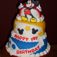 Mickey Mouse   Pickle's 1st Birthday!