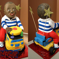 Nasir's Birthday Cake Just another fun birthday cake...enjoy...cakesmith